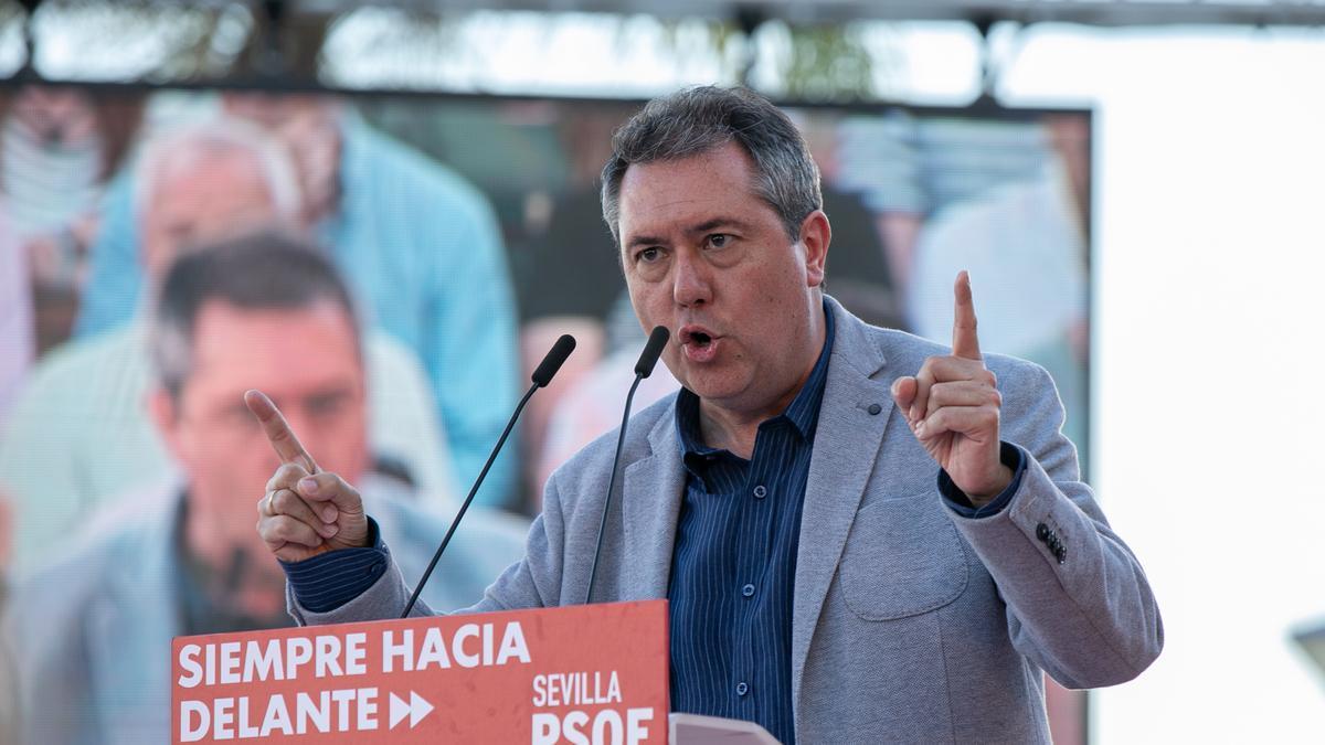 Juan Espadas, en una imagen de archivo.
