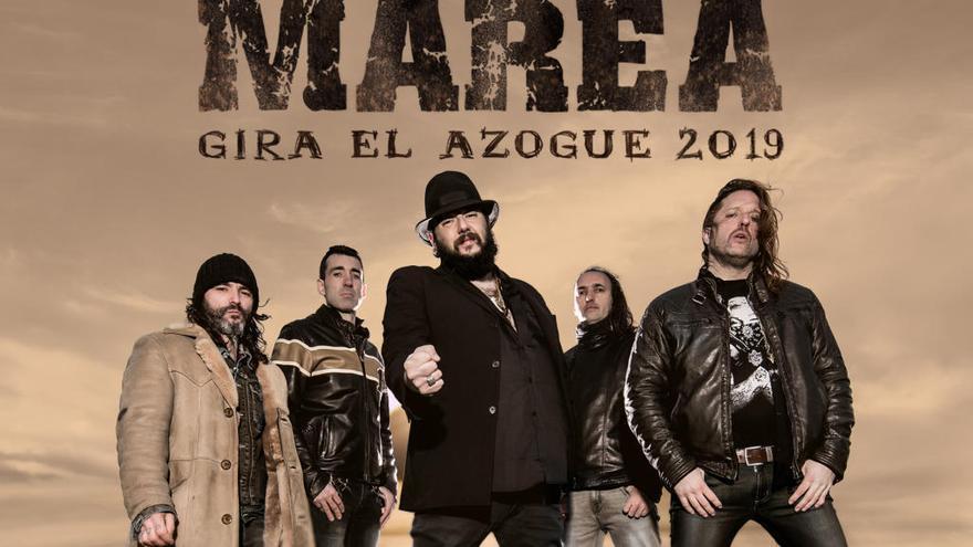 Salen a la venta las entradas para el concierto de Marea en Gijón