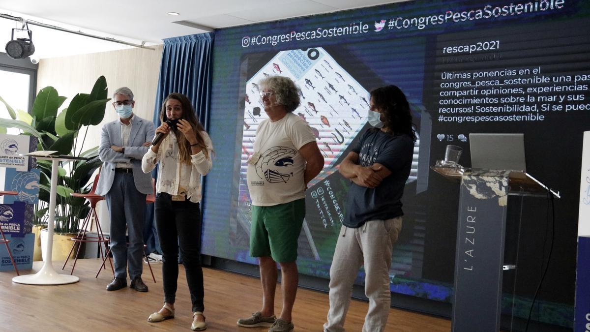 Cloenda del 1r Congrés de Pesca Sostenible de Catalunya