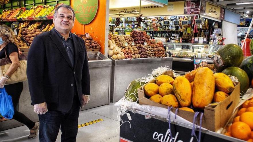 CC solicita la renovación y ampliación de la plaza África Alonso, en Taco