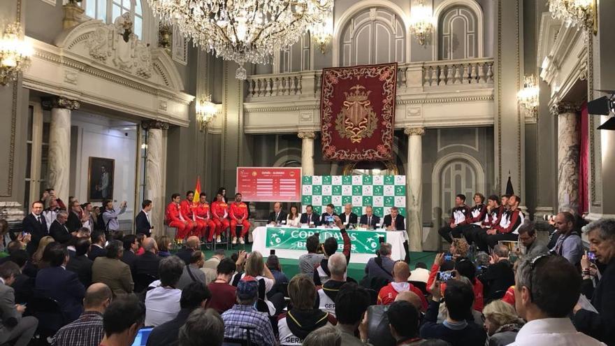 David Ferrer abrirá la Copa Davis frente a Zverev
