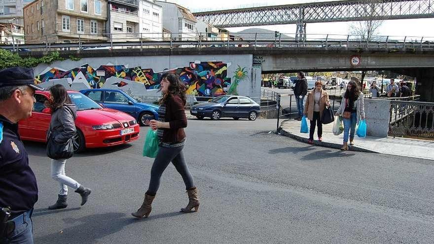 El proyecto de reforma de la avenida Mendiño prevé obras durante un año