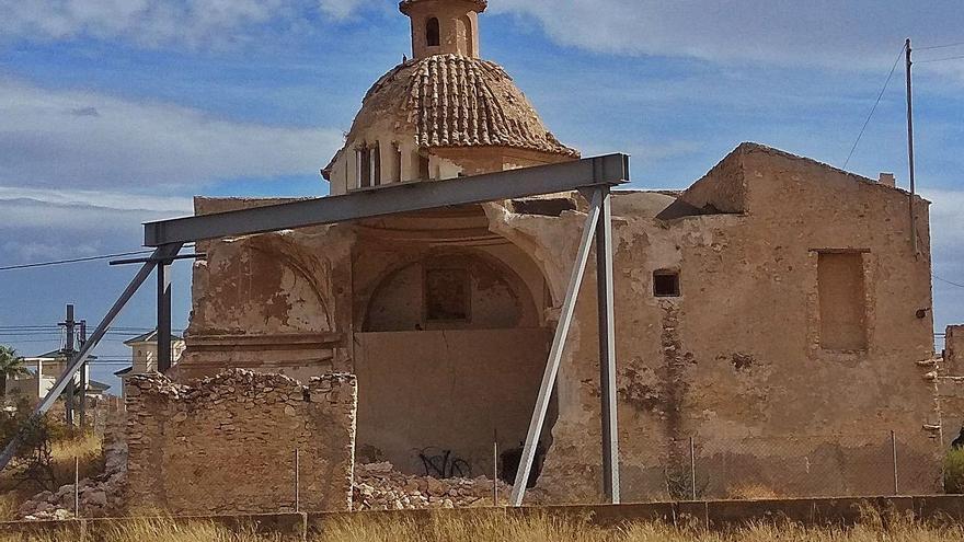 El Convent y la Torre de Reixes de El Campello entran en la Lista Roja de patrimonio en peligro