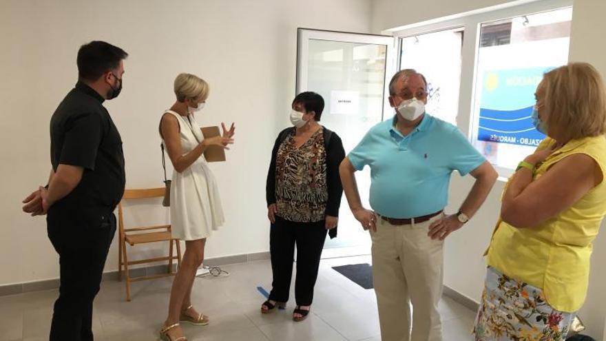 Cáritas negocia una gestión a tres en el centro de personas sin hogar