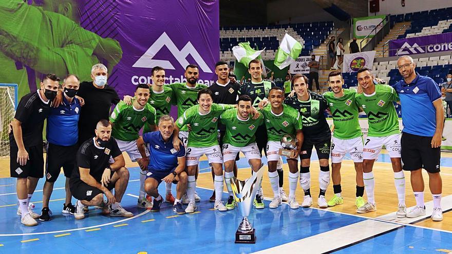 Palma Futsal, una pretemporada perfecta