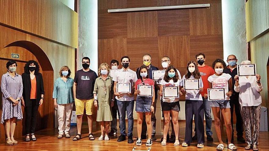 La Seu entrega els premis del concurs de literatura infantil Joles Senell