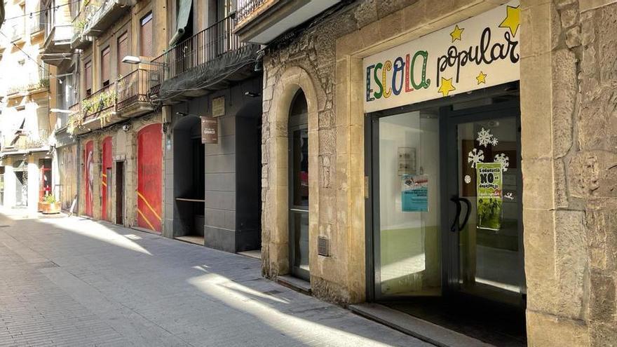 L'Escola Popular de Manresa no serà desallotjada i podrà mantenir l'activitat al carrer Sobrerroca