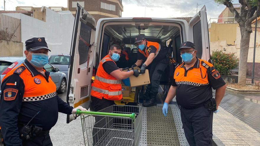 El Campello pide a Sanidad que incluya en su estrategia la vacunación a los voluntarios de Protección Civil