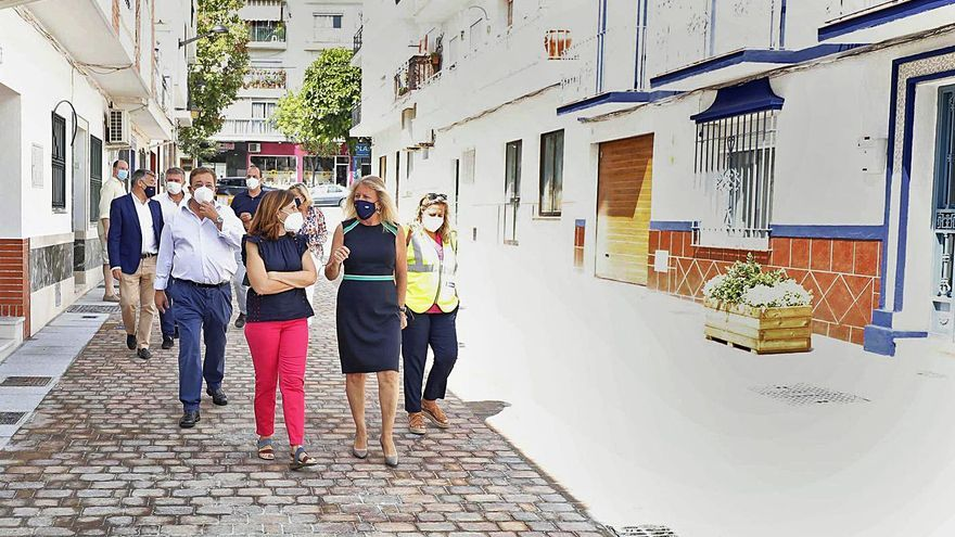 Polémica entre PP y OSP por la mejora del saneamiento en San Pedro