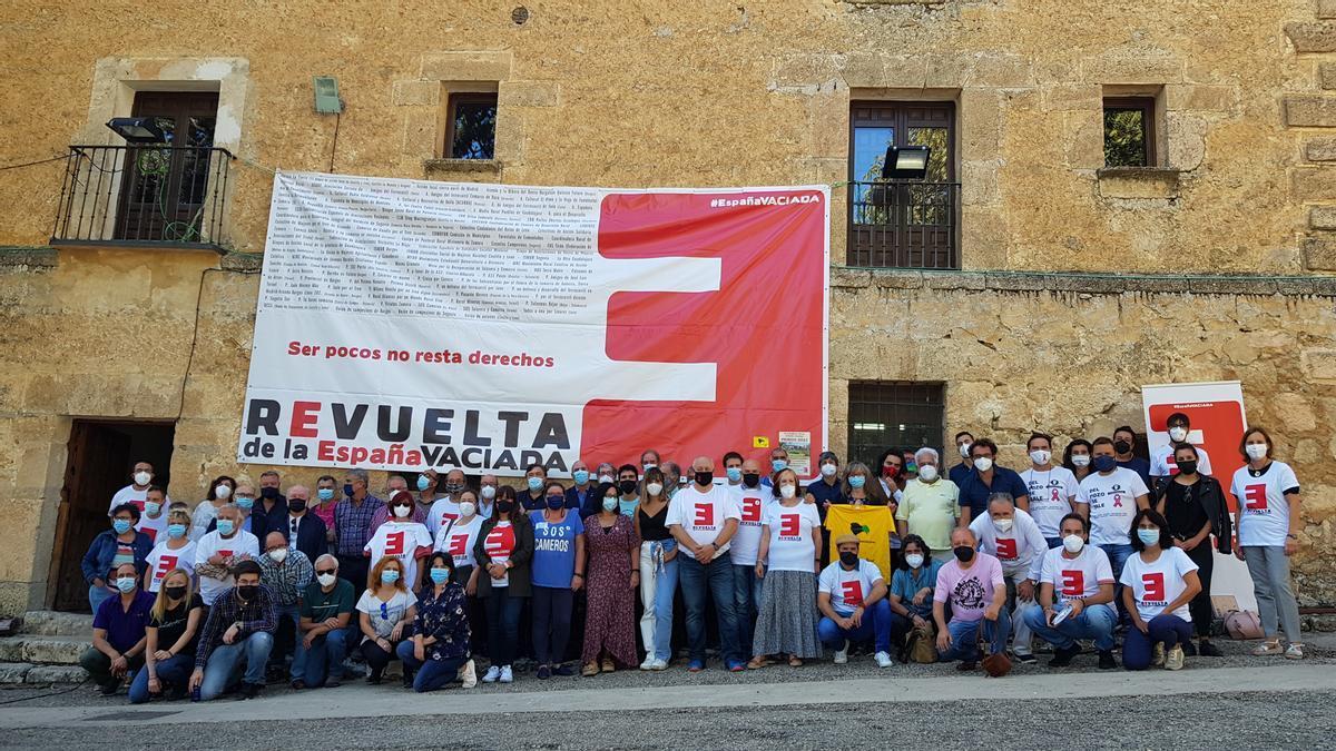 La España Vaciada decide crear un instrumento de participación política.