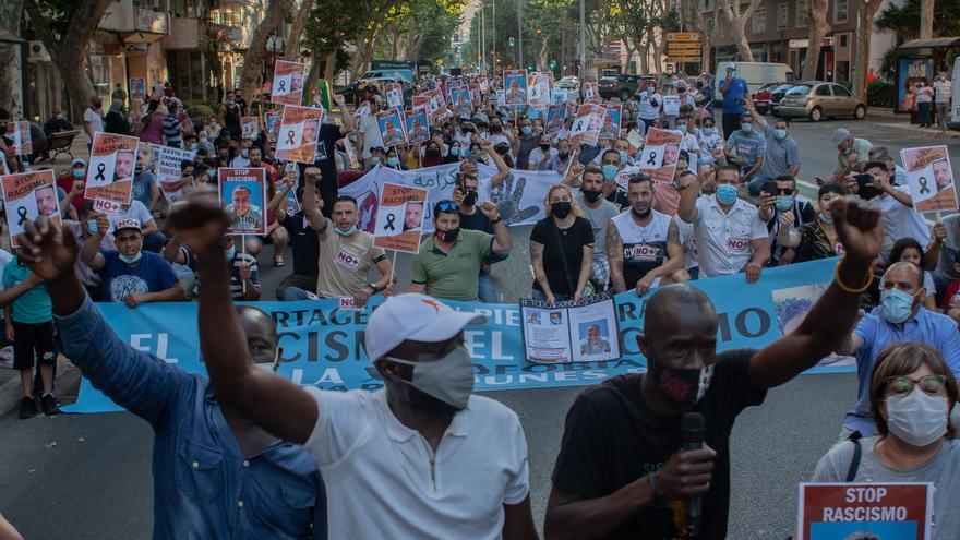 Unidos en Cartagena contra el racismo