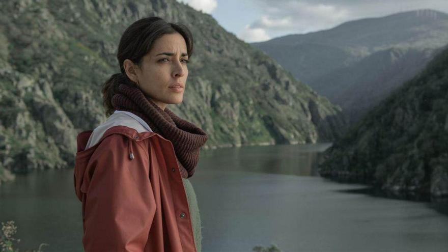 """Inma Cuesta: """"Galicia le sienta muy bien a 'El desorden que dejas"""""""