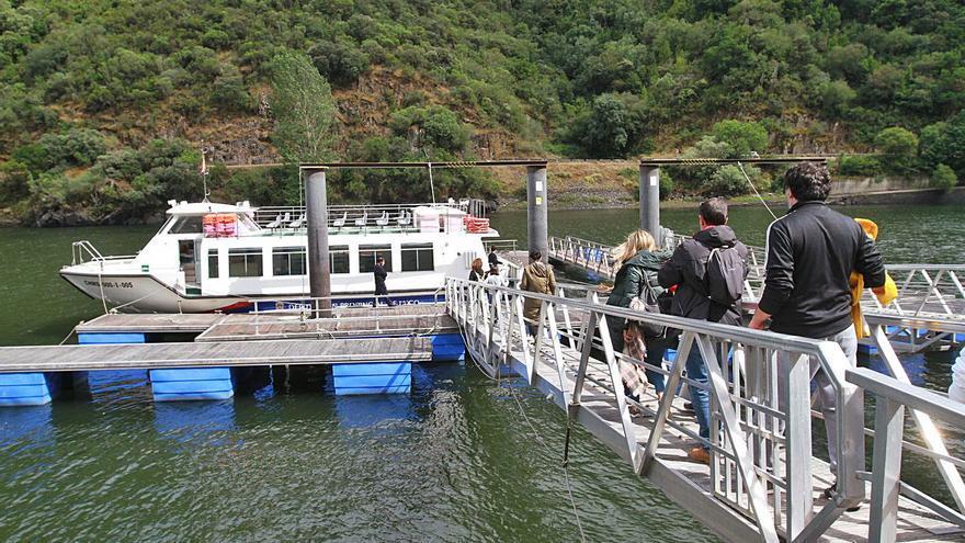 La Ribeira Sacra,  meca de turismo provincial, con un 95% de ocupación para julio y agosto