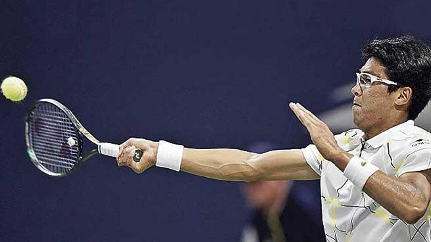 Nadal se mide en tercera ronda al surcoreano Chung