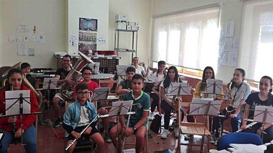 La Banda Maestro Lupi de Benavente abre el plazo de matrícula para nuevos alumnos