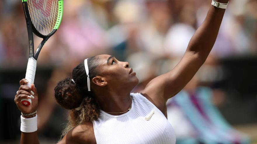 Así ha sido el Serena Williams-Simona Halep