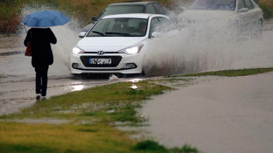La C. Valenciana estará mañana en alerta naranja por lluvias