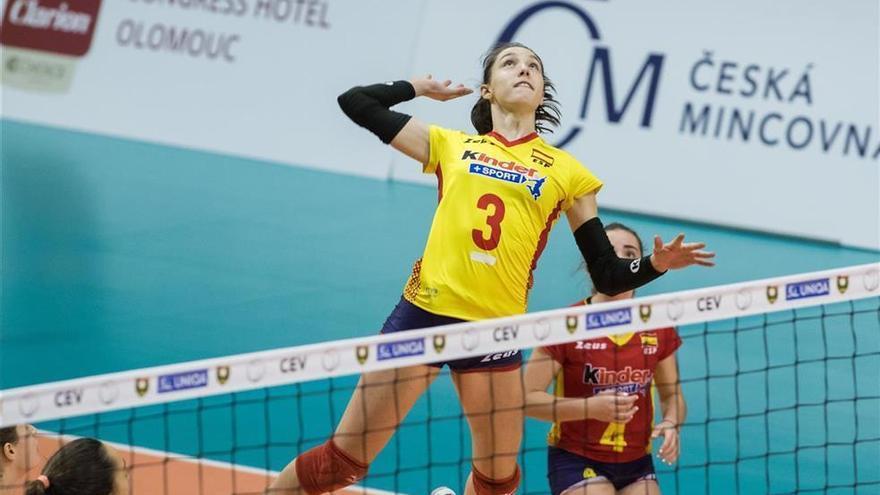 La España de Raquel Montoro se la juega ante Suiza