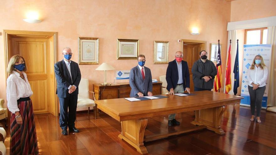 La UIB analizará Mallorca como destino museístico y hará propuestas de mejora