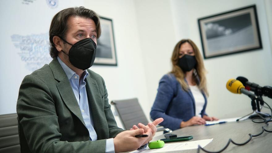 CC acusa al Gobierno de reaccionar solo cuando lo necesita Gran Canaria