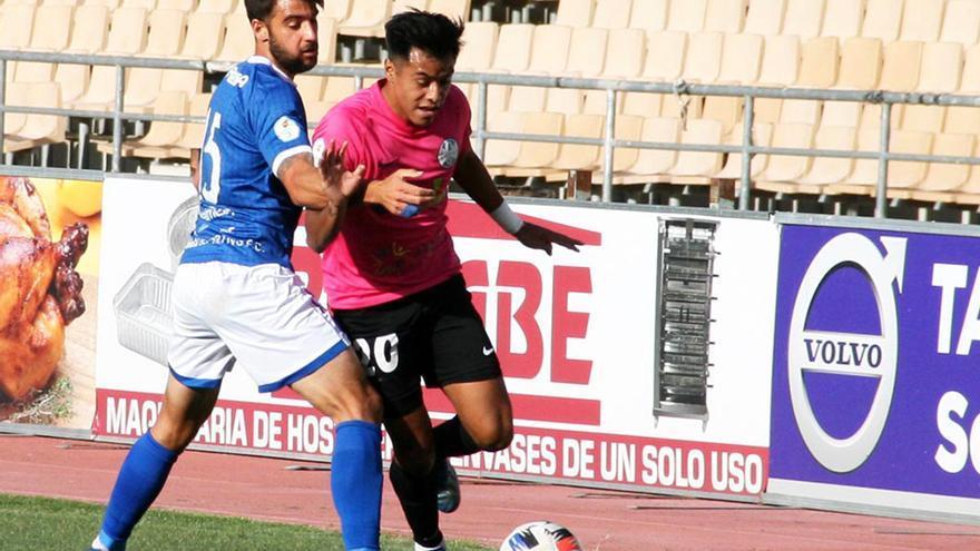 El Ciudad de Lucena choca contra un efectivo Xerez Deportivo