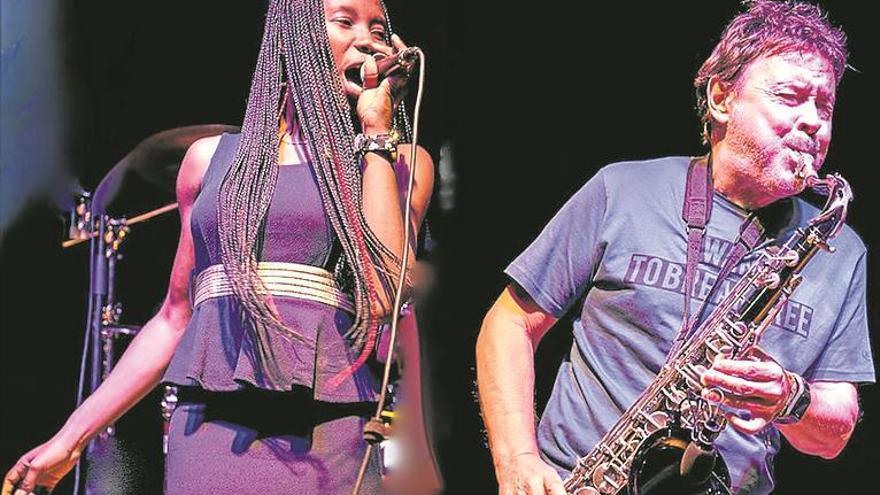 El Club Palasiet alberga el soul y el jazz del dúo Joymo