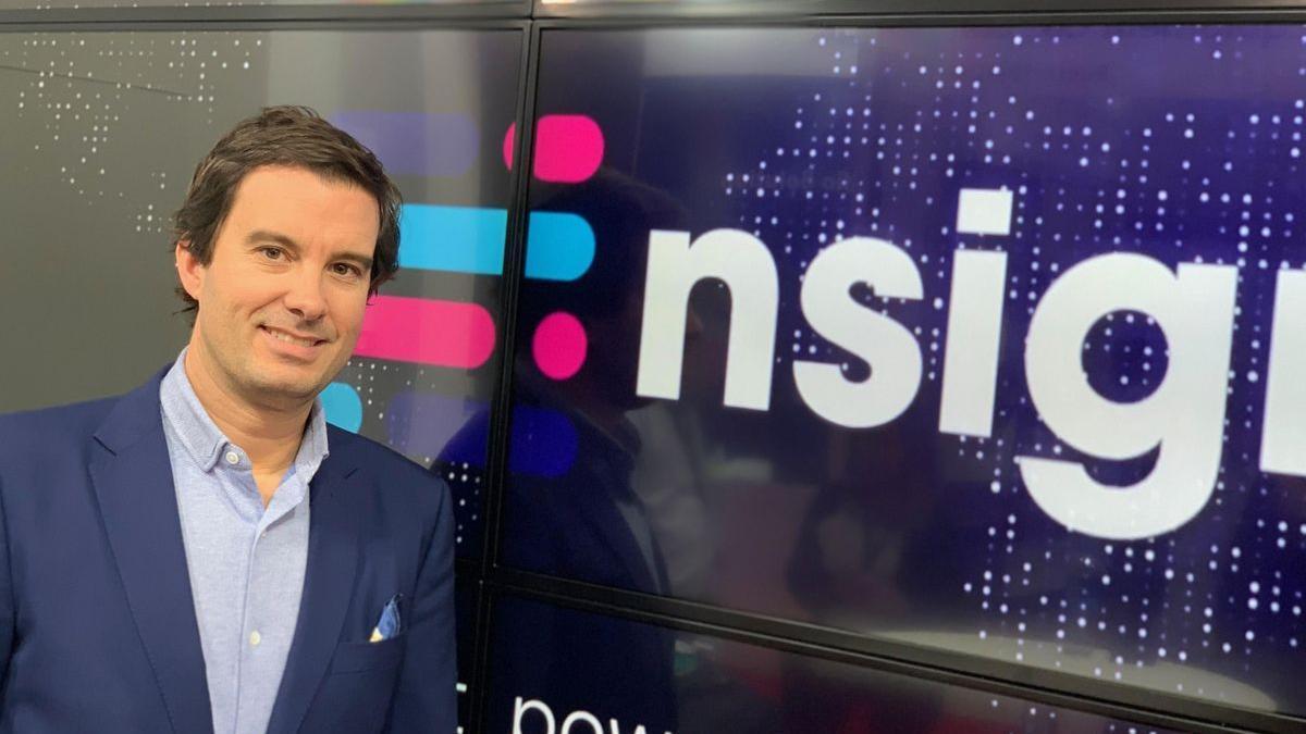 Toñi viñals, fundador y CEO de nsign.tv.
