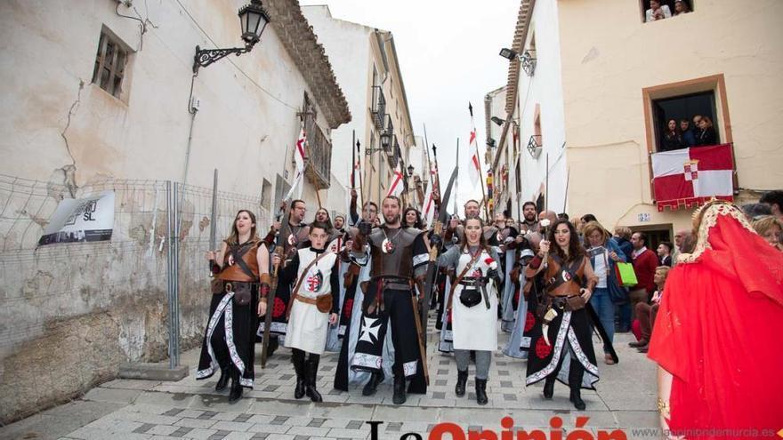 Desfile día 3: Llegada al Templete del Bando Cristiano