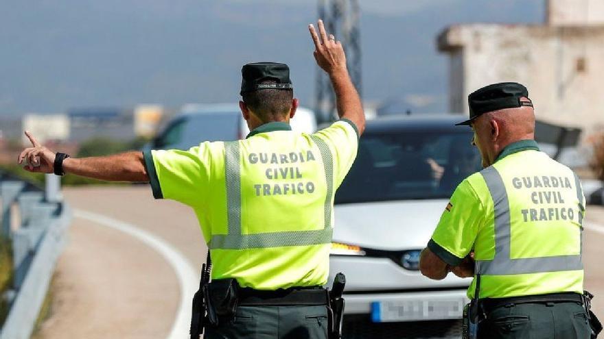 Un conductor de La Palma cuadruplica la tasa máxima de alcohol permitida al volante