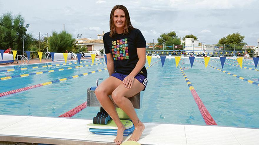 Mallorcas Schwimmerin Melani Costa tritt bei der EM an
