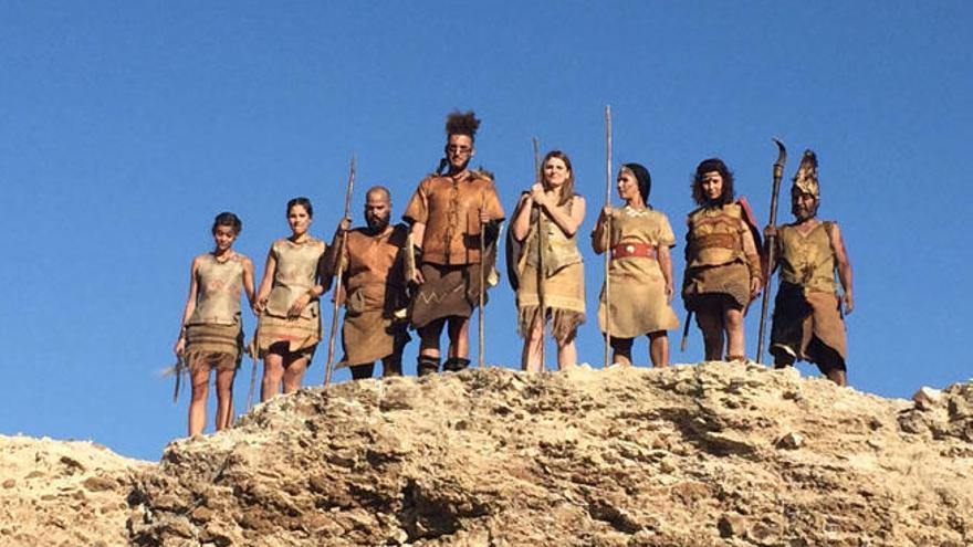 Armando Ravelo finaliza el rodaje de su primera película 'La Tribu de las 7 Islas'