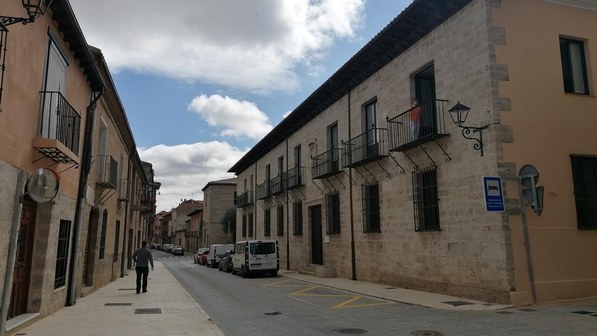 Palacio de Valparaíso de Toro reconvertido en centro de día y residencia