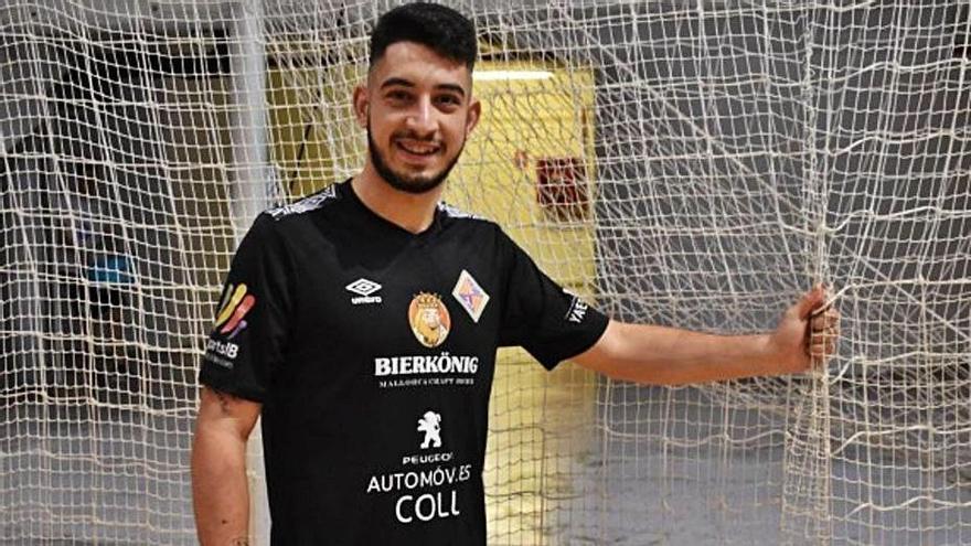 El Palma Futsal cede a Joaki al Antequera
