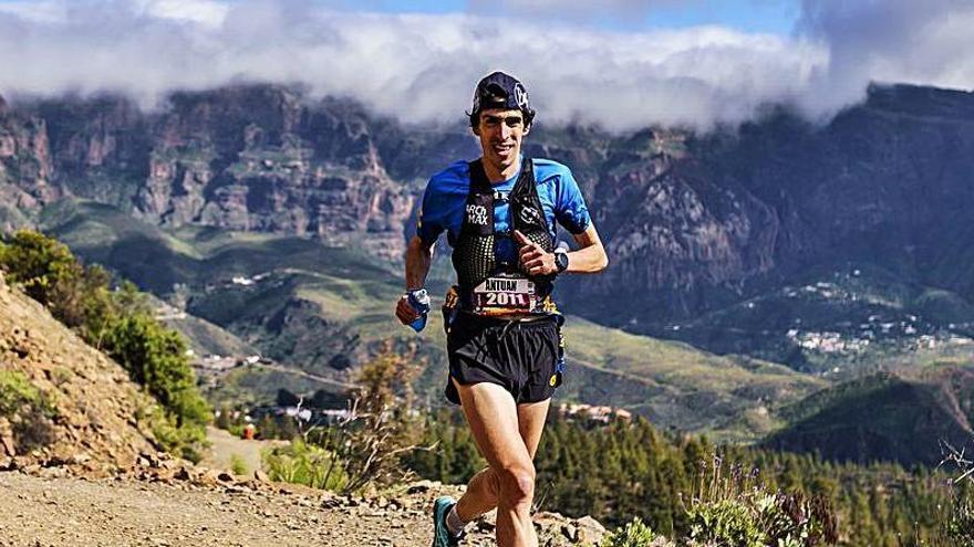 """Antonio Martínez: """"Ahora mi meta es ir al Mundial de Trail"""""""