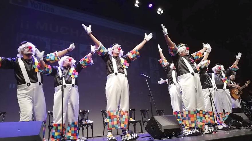 Los Cornucas Atómicos rinden homenaje al ADN del Carnaval