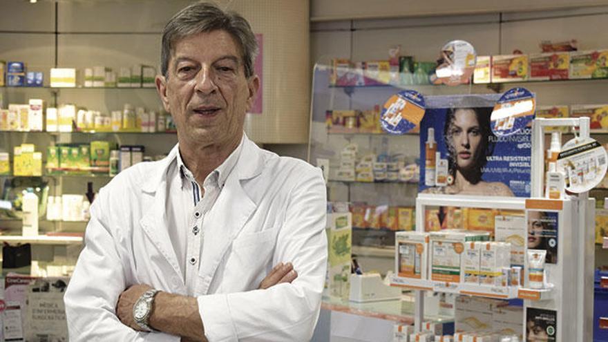 """""""El farmacéutico ha sido el sanitario más cercano y accesible durante esta crisis"""""""