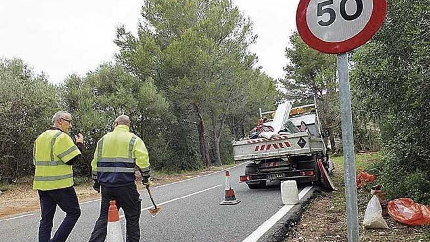 Neues Tempo-Limit im Bereich des Puig Major in Kraft