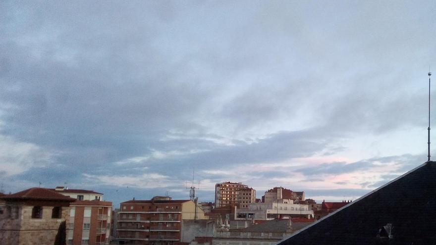 El tiempo en Zamora: lluvias para despedir a 2020