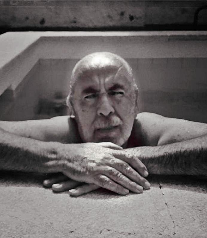 Adiós al pintor  Mario Antígono