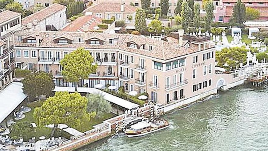 El Harry's Bar y el Cipriani de Venecia