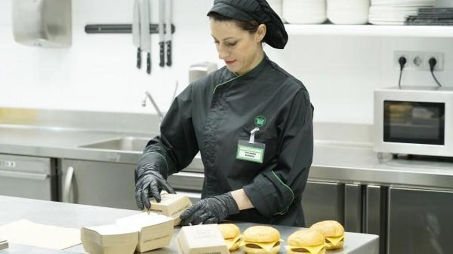 El menjar per emportar, la nova línia de negoci de Mercadona