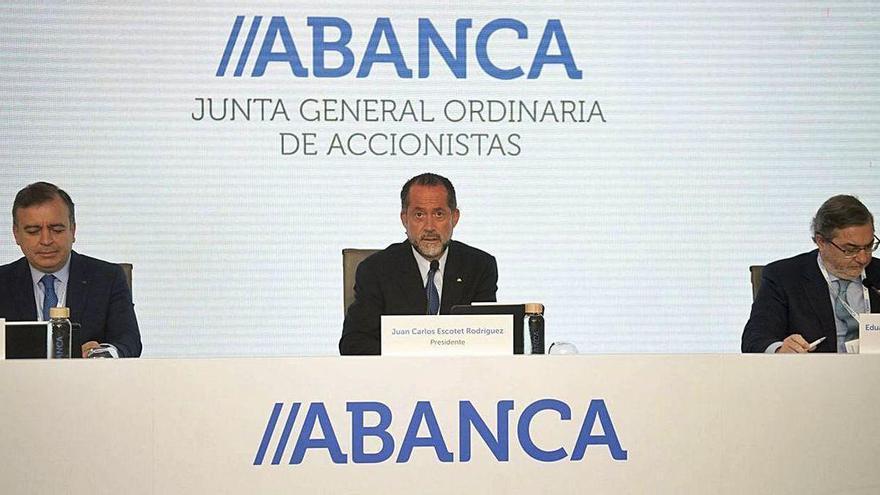 La junta de Abanca avala la gestión de un 2019 de récord