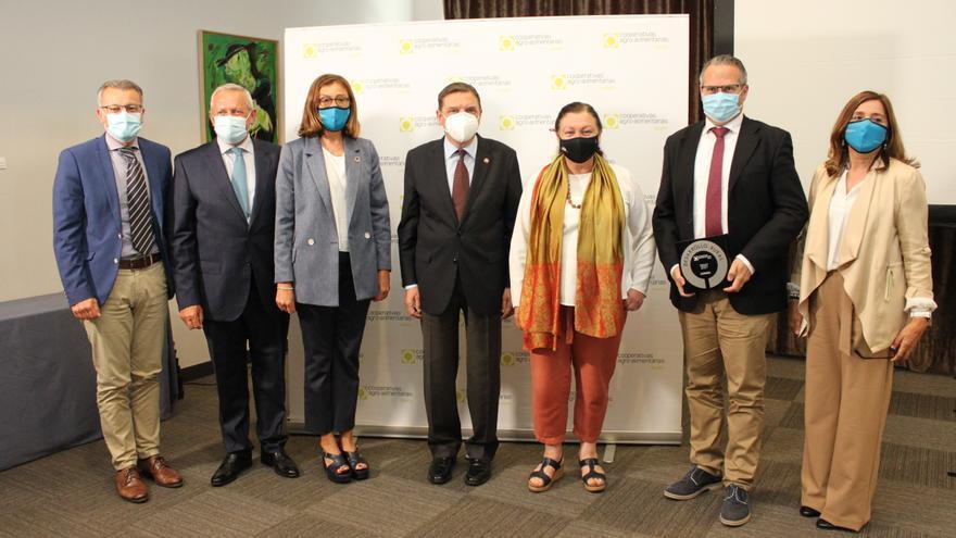 Coinga recibe el premio a Mejor Cooperativa de España en Desarrollo Rural