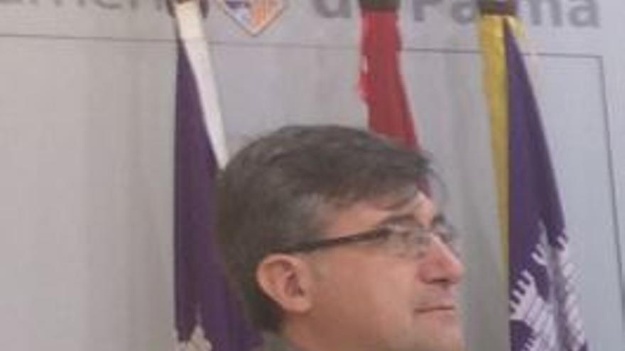 Dimite Jaume Ribes, director general de Educación de Cort