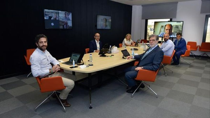 Iberaval: 2.700 avales de 180 millones de euros en el primer semestre, marcado por el COVID