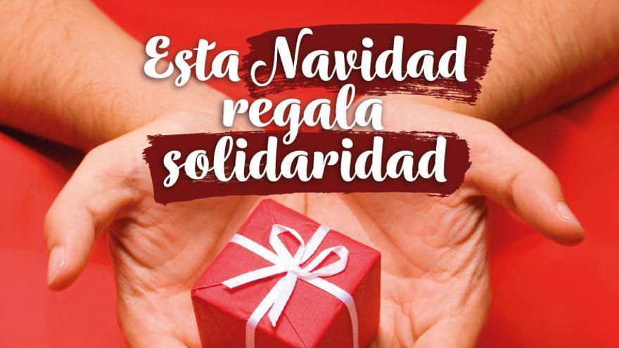 Esta navidad regala solidaridad