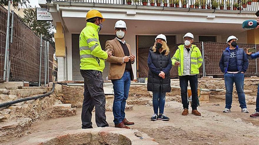Lorca comienza la excavación del Claustro de Santo Domingo