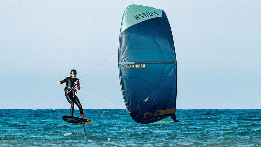 Surft Mallorca demnächst über statt auf dem Wasser?