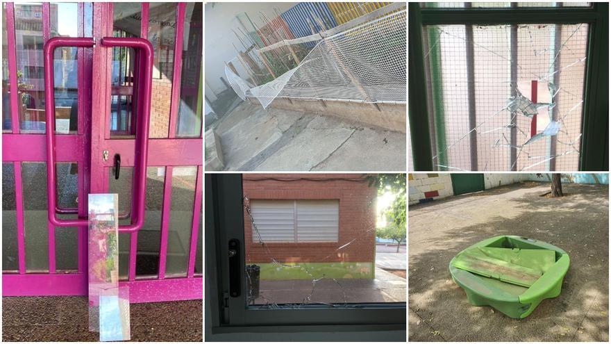 Alerta en los colegios de la Vall: las AMPA reclaman ayuda contra el vandalismo