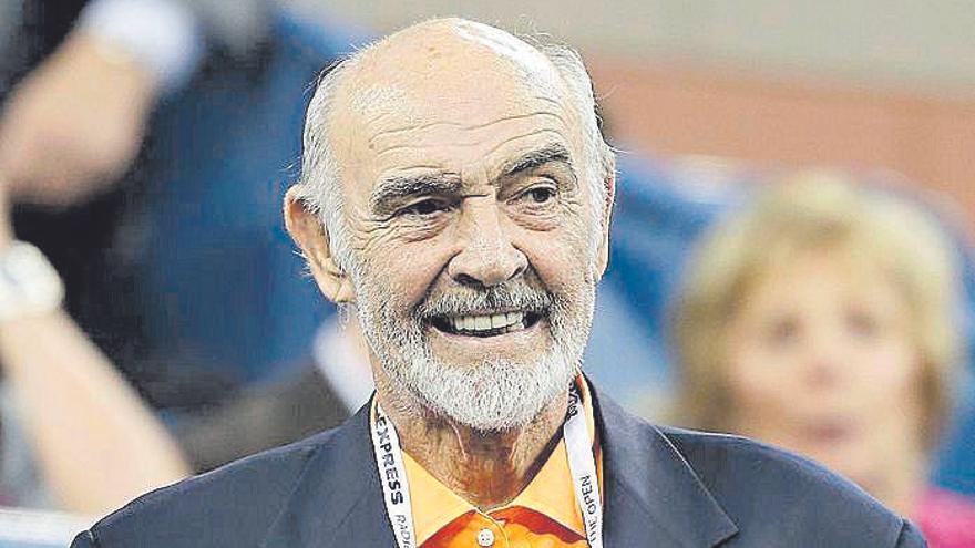 Revelan la causa de la muerte de Sean Connery